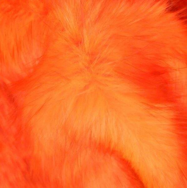 """Raccoon fur fabric"""
