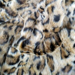 """Fake fur fabric"""